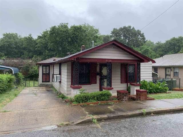 1504 Gabay St, Memphis, TN 38106 (#10100406) :: Area C. Mays | KAIZEN Realty