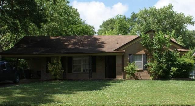 4206 Riche Rd, Memphis, TN 38128 (MLS #10100451) :: Gowen Property Group   Keller Williams Realty