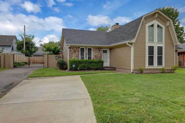 6964 Tulip Trail Dr, Memphis, TN 38133 (MLS #10100461) :: Gowen Property Group   Keller Williams Realty
