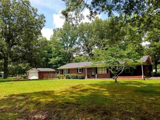 230 Yancy Ln, Crump, TN 38327 (MLS #10100490) :: Gowen Property Group | Keller Williams Realty