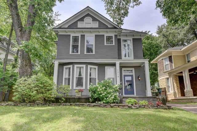 1319 Peabody Ave, Memphis, TN 38104 (#10100519) :: J Hunter Realty