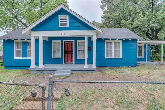 375 N Holmes St, Memphis, TN 38112 (#10100586) :: J Hunter Realty