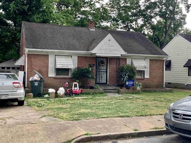 3189 Given Ave, Memphis, TN 38112 (#10100602) :: The Melissa Thompson Team