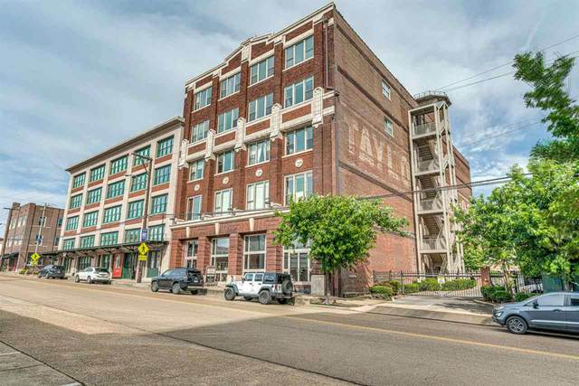 420 S Front St #304, Memphis, TN 38103 (#10100658) :: RE/MAX Real Estate Experts