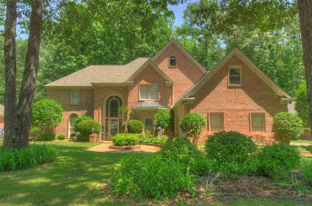 1016 Surrey Oaks Dr, Collierville, TN 38017 (#10100697) :: All Stars Realty