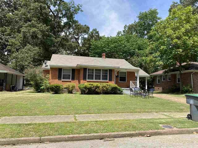 801 Chatwood St, Memphis, TN 38122 (MLS #10100706) :: Gowen Property Group   Keller Williams Realty