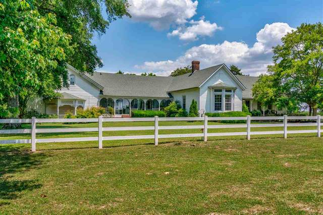 1750 Somerville Rd, Hickory Valley, TN 38042 (#10100741) :: RE/MAX Real Estate Experts