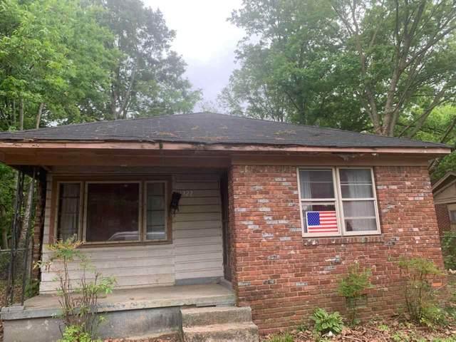 1322 N Mcneil St, Memphis, TN 38108 (#10100767) :: J Hunter Realty