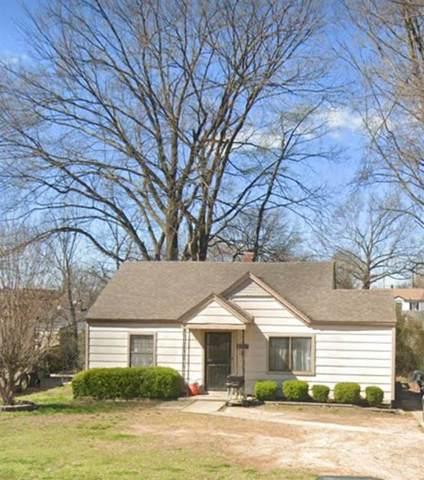 1747 Shadowlawn Blvd, Memphis, TN 38106 (#10100780) :: All Stars Realty