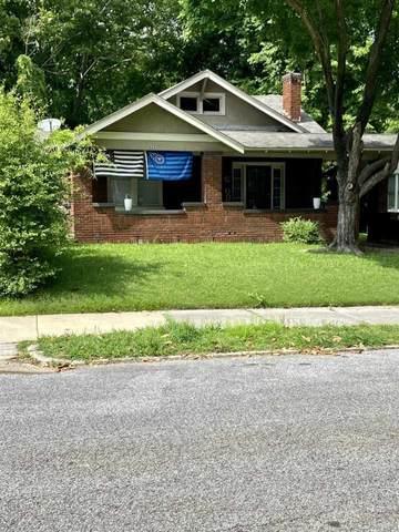 1222 Tutwiler Ave, Memphis, TN 38107 (#10100796) :: The Home Gurus, Keller Williams Realty