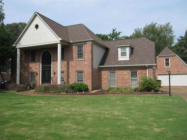 387 W Revell Pointe Dr W, Collierville, TN 38017 (MLS #10100817) :: Gowen Property Group | Keller Williams Realty