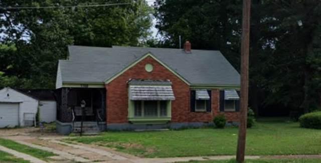 1168 Gordon St, Memphis, TN 38122 (#10100829) :: All Stars Realty