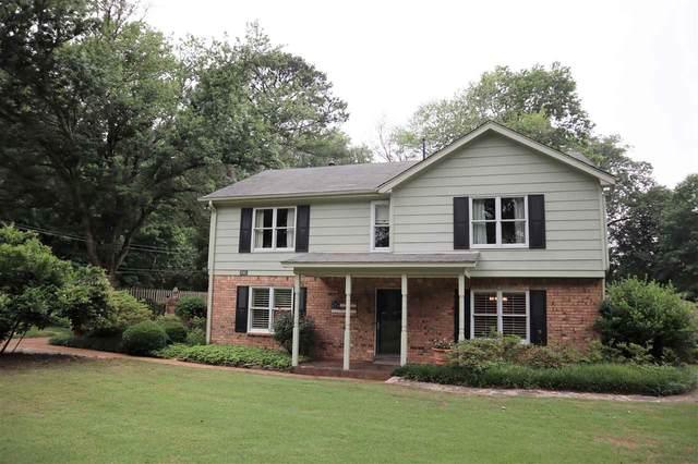 2361 Mcvay Cv, Germantown, TN 38138 (MLS #10100874) :: Gowen Property Group | Keller Williams Realty