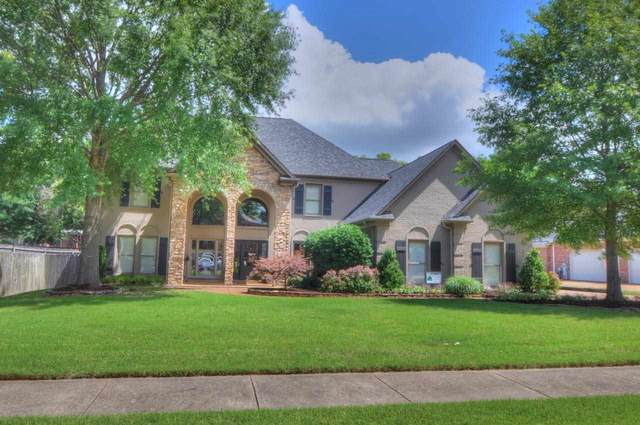 908 Stone Hedge Cv, Collierville, TN 38017 (#10100894) :: All Stars Realty