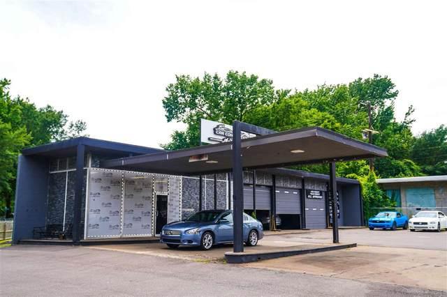 475 E Shelby Dr, Memphis, TN 38109 (MLS #10100922) :: Gowen Property Group | Keller Williams Realty