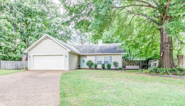 8969 E Hertford Pl, Memphis, TN 38016 (#10100927) :: RE/MAX Real Estate Experts