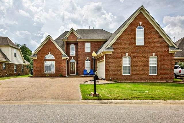 8909 Village Lake Ln, Bartlett, TN 38002 (#10100972) :: J Hunter Realty