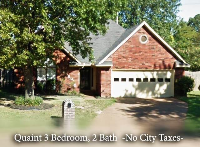 6580 Silver Oak Cv, Memphis, TN 38141 (#10100983) :: All Stars Realty