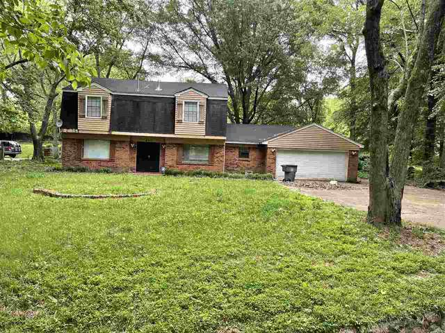 4418 Auburn St, Memphis, TN 38116 (MLS #10100992) :: Gowen Property Group | Keller Williams Realty