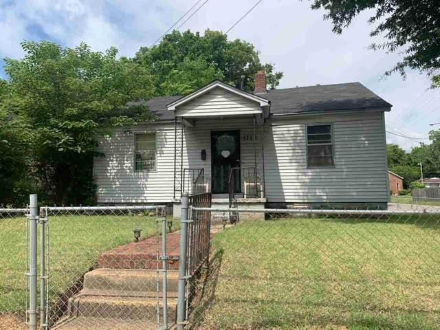 1373 Breedlove St, Memphis, TN 38107 (#10101011) :: RE/MAX Real Estate Experts