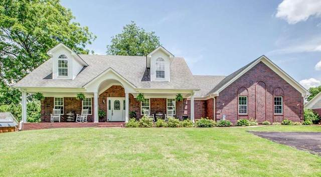 334 Meadowland Rd, Drummonds, TN 38023 (#10101036) :: All Stars Realty