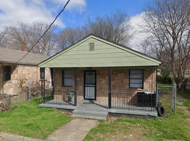 254 Silverage Ave, Memphis, TN 38109 (#10101040) :: RE/MAX Real Estate Experts