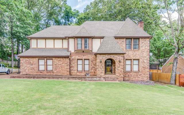 9640 Green Spruce Dr, Lakeland, TN 38002 (#10101042) :: The Wallace Group - RE/MAX On Point