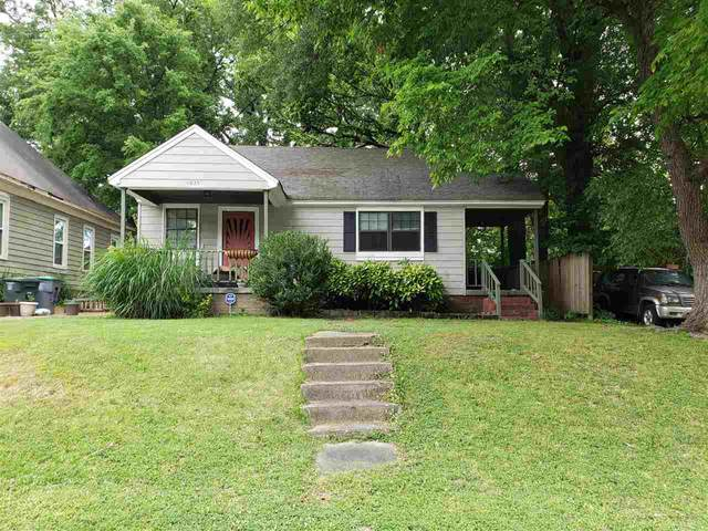 1833 Walker Ave, Memphis, TN 38114 (#10101060) :: J Hunter Realty