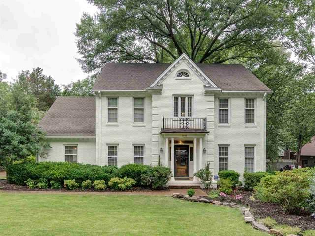 1889 Elmhurst Dr, Germantown, TN 38138 (MLS #10101106) :: Gowen Property Group | Keller Williams Realty