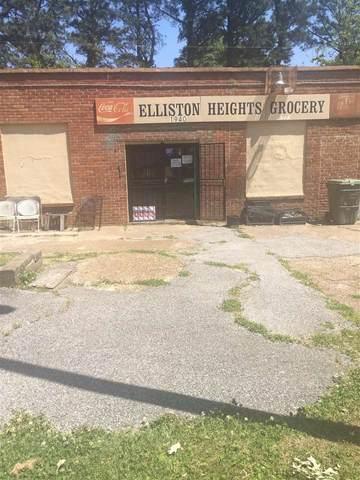 1940 Warren St, Memphis, TN 38106 (#10101113) :: J Hunter Realty