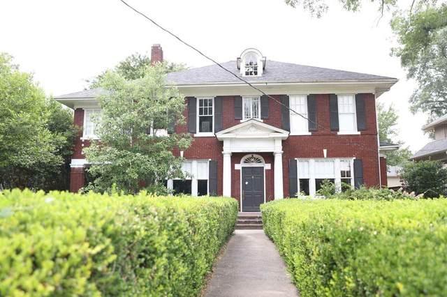 309 N Mclean Blvd, Memphis, TN 38112 (MLS #10101122) :: Gowen Property Group | Keller Williams Realty