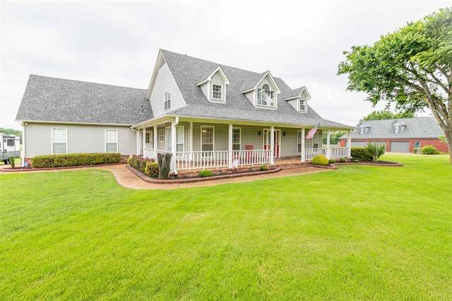 12310 Forrest St, Arlington, TN 38002 (#10101134) :: The Wallace Group - RE/MAX On Point