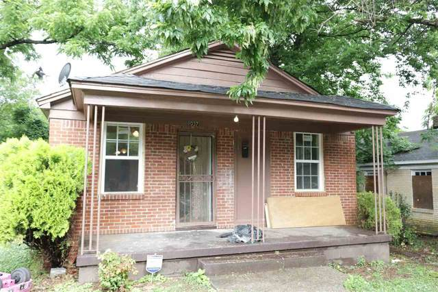 1037 Richert St, Memphis, TN 38108 (#10101196) :: The Wallace Group - RE/MAX On Point