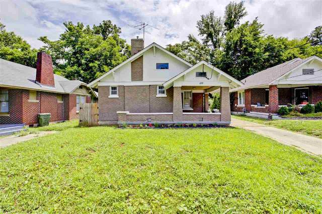 1259 Forrest Ave, Memphis, TN 38104 (#10101220) :: RE/MAX Real Estate Experts