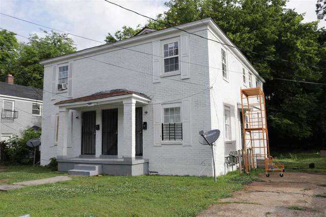 2490 Staten Ave, Memphis, TN 38108 (#10101260) :: The Wallace Group - RE/MAX On Point