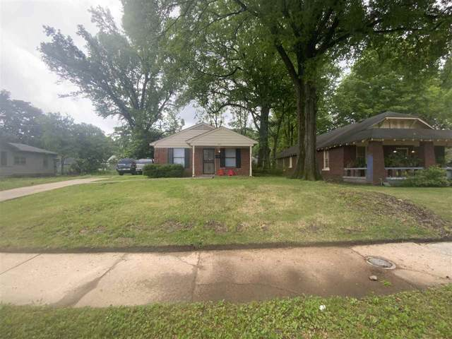 951 Faxon Ave, Memphis, TN 38105 (#10101266) :: The Wallace Group - RE/MAX On Point