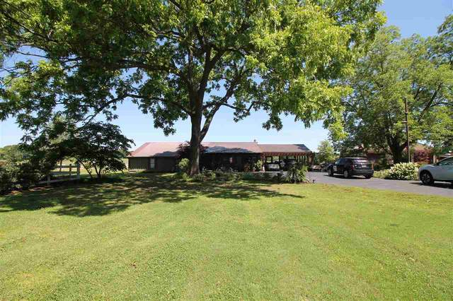 180 Holly Grove Rd, Covington, TN 38019 (#10101287) :: J Hunter Realty