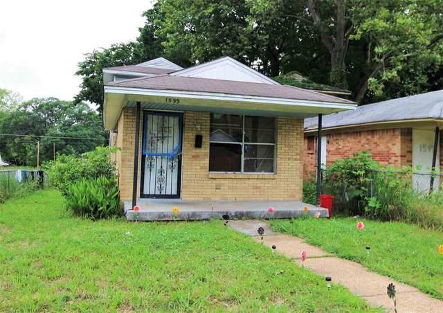 1599 Humber St, Memphis, TN 38106 (MLS #10101295) :: Gowen Property Group | Keller Williams Realty