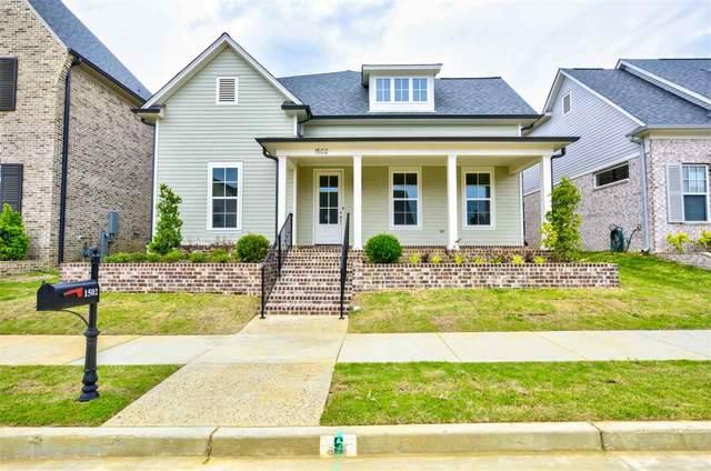 1547 Vireo Dr, Collierville, TN 38017 (#10101310) :: The Home Gurus, Keller Williams Realty
