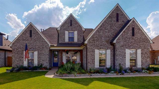 6393 Creekside Lake Dr, Arlington, TN 38002 (#10101321) :: RE/MAX Real Estate Experts