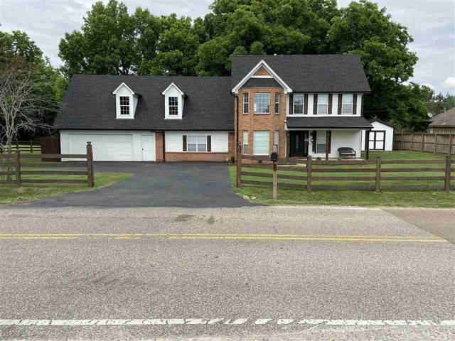 1350 Beaver Creek Rd, Unincorporated, TN 38011 (#10101324) :: J Hunter Realty