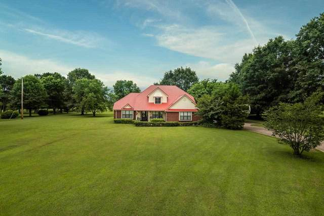 3415 Chambers Rd, Unincorporated, TN 38053 (MLS #10101325) :: Gowen Property Group | Keller Williams Realty