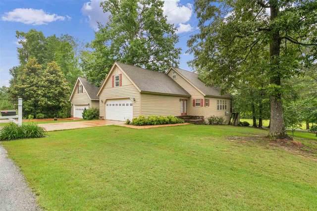 34 Vantage Pt, Counce, TN 38326 (MLS #10101332) :: Gowen Property Group | Keller Williams Realty