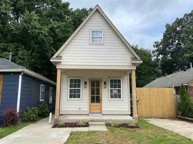 385 Williford St, Memphis, TN 38112 (#10101333) :: J Hunter Realty