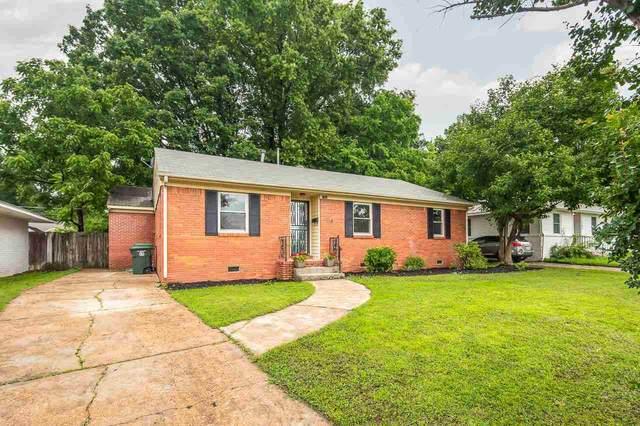 1751 Lanier Ln, Memphis, TN 38117 (#10101334) :: RE/MAX Real Estate Experts