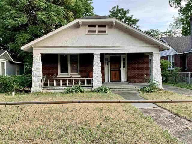 1619 Waverly Ave, Memphis, TN 38106 (#10101340) :: J Hunter Realty