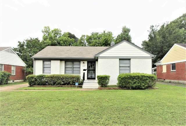 4697 Lynn Rd, Memphis, TN 38122 (MLS #10101393) :: Gowen Property Group | Keller Williams Realty
