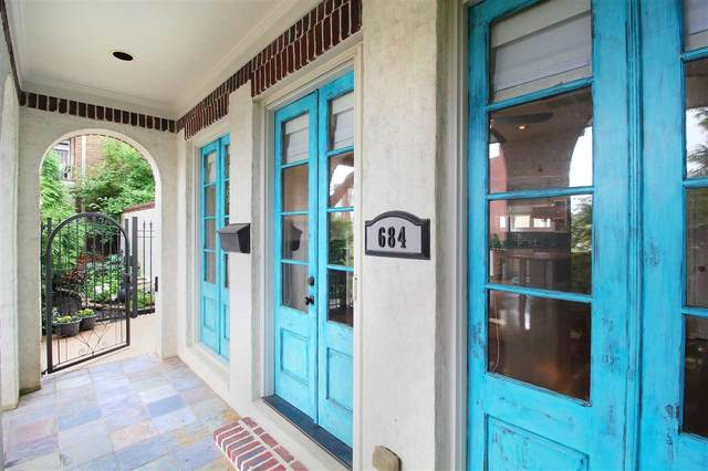 684 S Main St, Memphis, TN 38103 (#10101403) :: RE/MAX Real Estate Experts