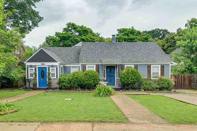 593 Alexander St, Memphis, TN 38111 (#10101406) :: J Hunter Realty
