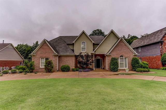 431 W Revell Pointe Dr, Collierville, TN 38017 (#10101427) :: The Home Gurus, Keller Williams Realty